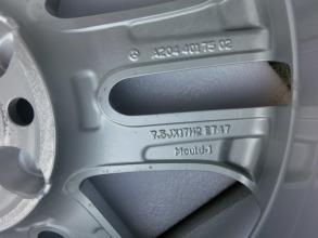 奔驰c180原装17寸二手轮毂