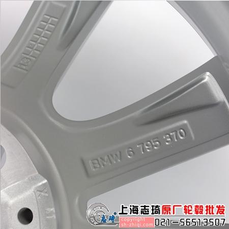 宝马525原装17寸二手轮毂