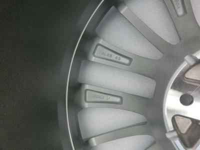 英菲尼迪G37 19寸二手轮毂