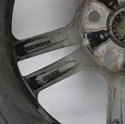 别克新君威GS18寸二手轮毂