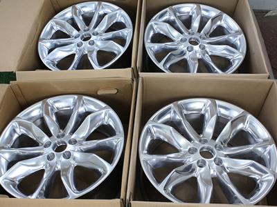 福特锐界原厂20寸二手轮毂