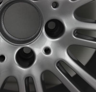 奔驰e260原装17寸二手轮毂