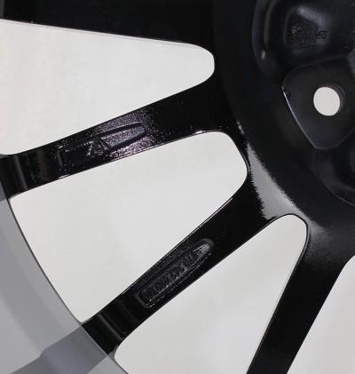 帕纳美拉原装20寸二手轮毂