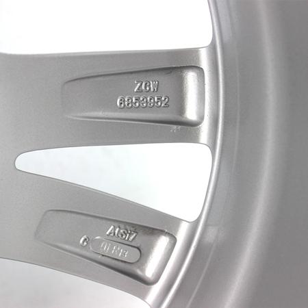宝马x5 18寸原装二手轮毂