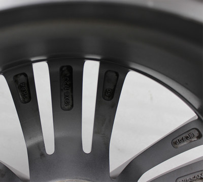 英菲尼迪q50 19寸二手轮毂
