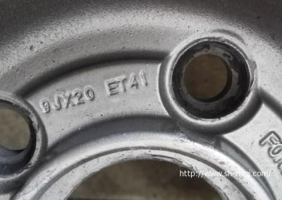 宾利欧陆gt 20寸二手轮毂