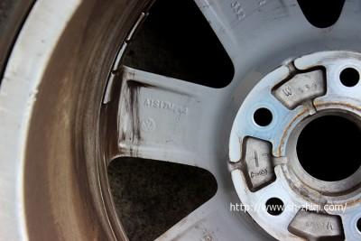 大众途锐原装二手17寸轮毂