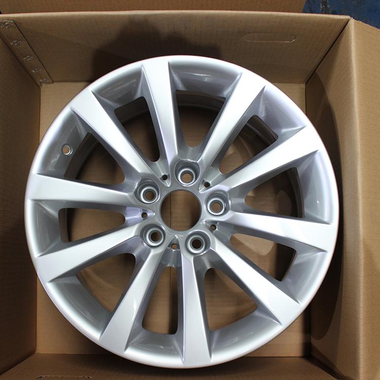 宝马 530li 18寸 原装轮毂正品二手钢圈宝马525 535 523原厂胎铃