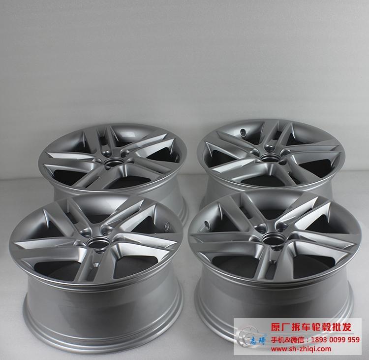 沃尔沃S60原装正品正厂17寸拆车轮毂V60S80S40原厂原车钢圈4S验货