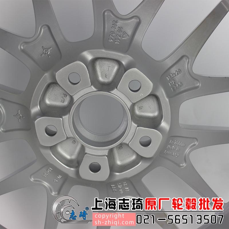保时捷卡宴20寸原装进口轮毂钢圈