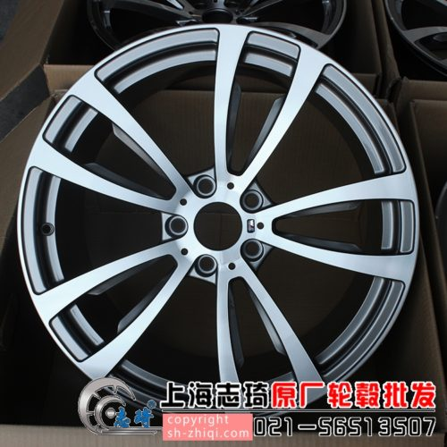20寸宝马469m锻造轮毂定制