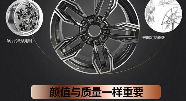 锻造轮毂定制