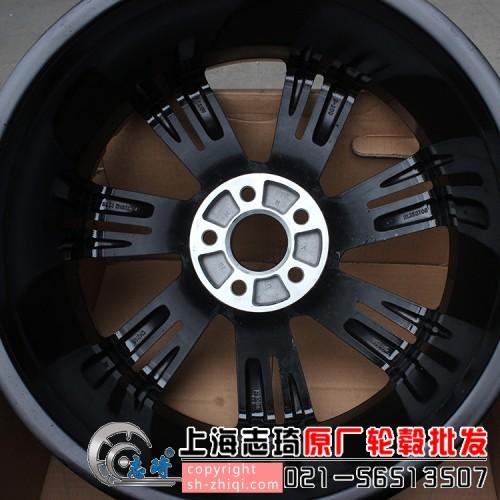 正品18寸沃尔沃拆车轮毂钢圈