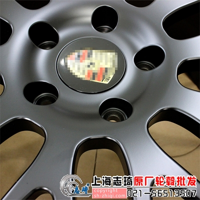 20寸保时捷卡宴rs原装拆车轮毂