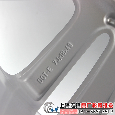 沃尔沃XC60原装18寸二手轮毂