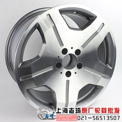 18寸奔驰s600原装锻造拆车轮毂