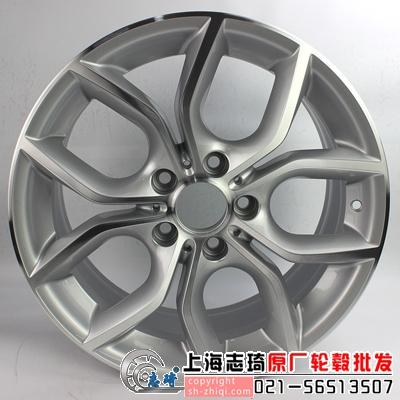18寸宝马x3原厂二手铝合金轮毂