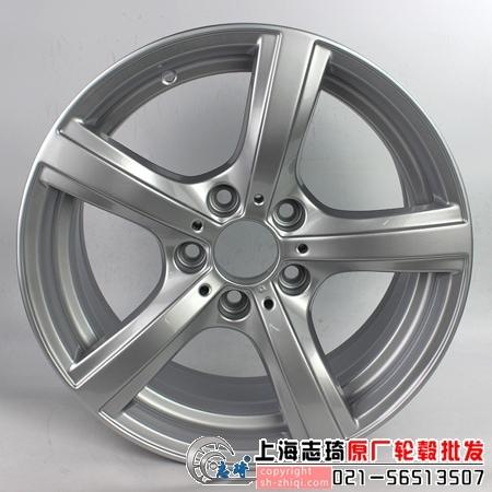 宝马z4原装17寸拆车轮毂