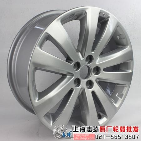 17寸斯巴鲁铝合金拆车轮毂