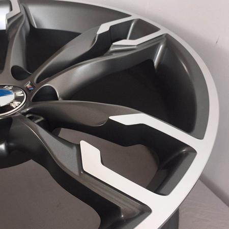 宝马550m原装款锻造轮毂