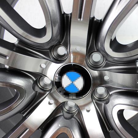 宝马750锻造轮毂190寸20寸锻造钢圈定制
