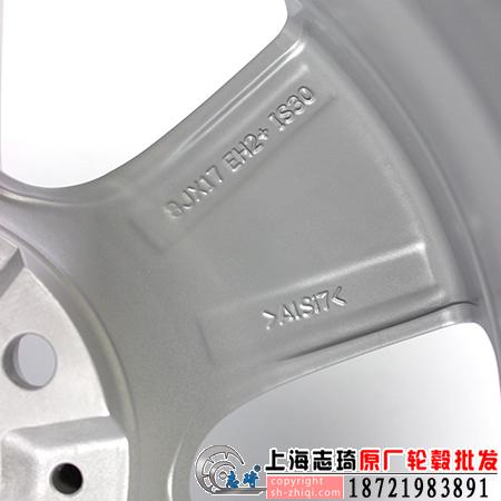 宝马528原装轮毂17寸