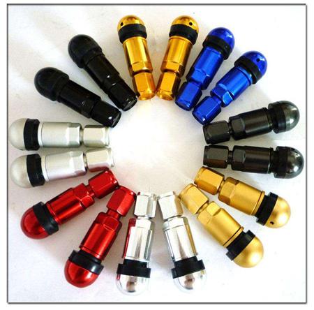 汽车轮毂改装常用的5种小配件