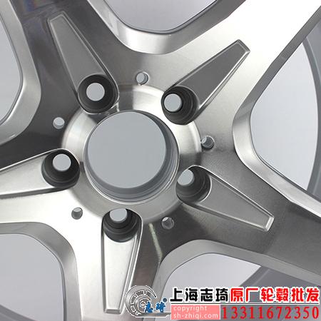 奔驰slk350原装轮毂18寸