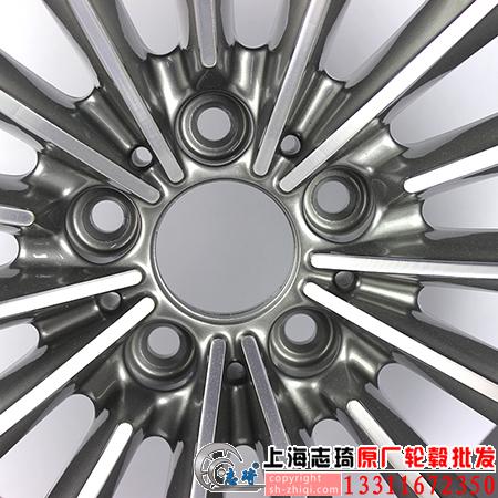 宝马750原装锻造轮毂19寸