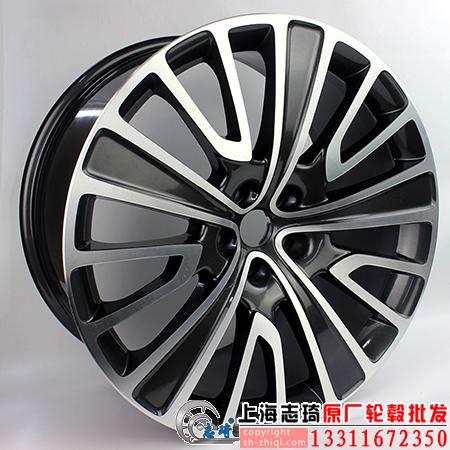 捷豹xjl原装20寸锻造轮毂