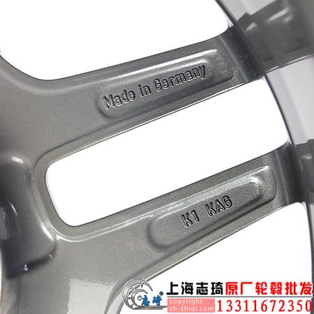 奔驰s550原装拆车轮毂19寸