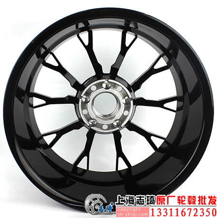 新款宝马5系锻造轮毂18寸19寸20寸铝合金锻造钢圈定制