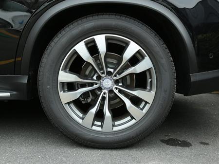 奔驰gle400原装轮毂20英寸