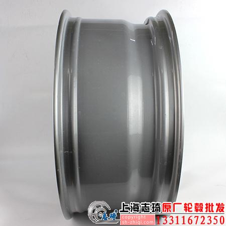 奔驰s400原装拆车轮毂19寸