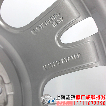 宝马x5m原装拆车轮毂19寸