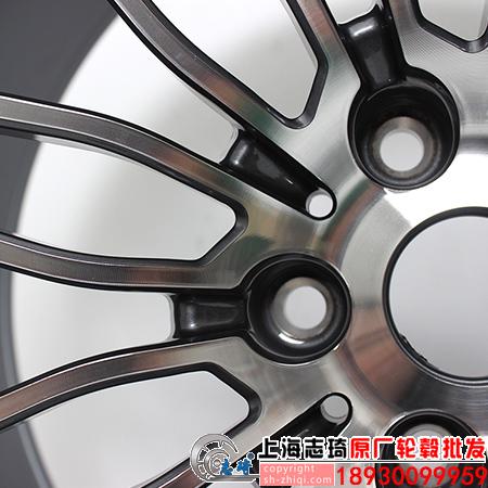新款宝马5系锻造轮毂19寸