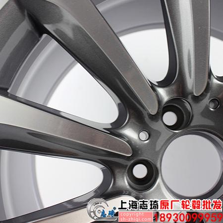 奔驰cls300原装18寸拆车轮毂二手正品铝合金钢圈