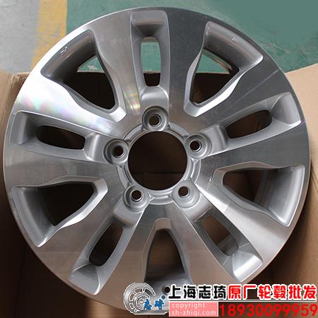 丰田红杉原装二手20寸轮毂原厂正品拆车钢圈