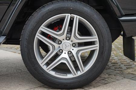 奔驰g63原装轮毂20寸