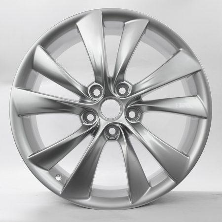 特斯拉19寸拆车轮毂二手铝合金钢圈
