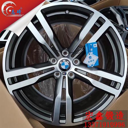 宝马648m款锻造轮毂19寸20寸适用于3系5系7系m3 m4 m5