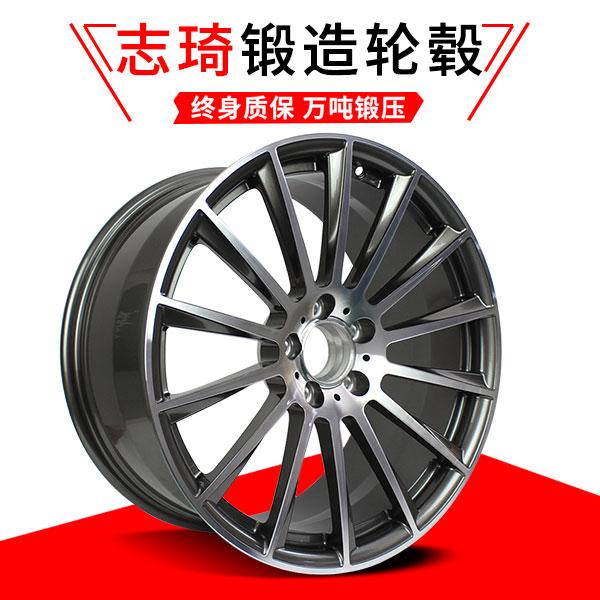奔驰gls63款锻造轮毂20寸21寸