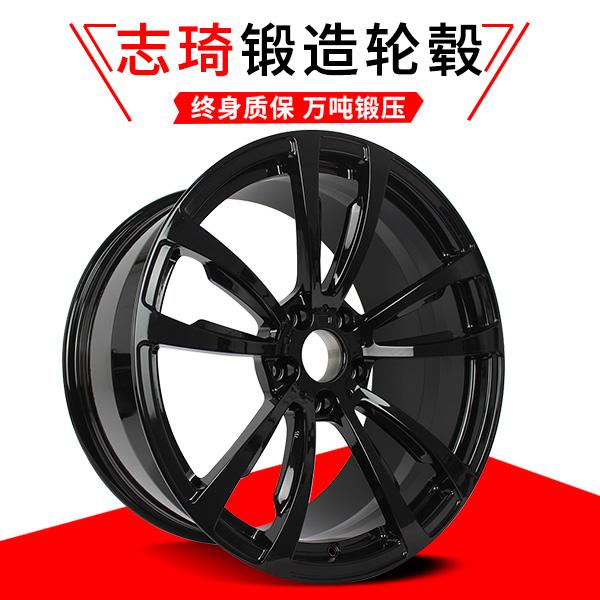 宝马469m款20寸21寸锻造轮毂适用于x5 x6锻造钢圈定制