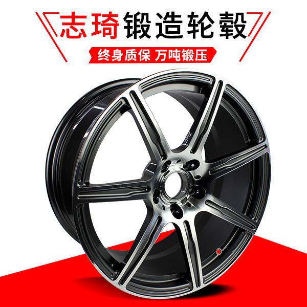 宝马m5马年纪念版锻造轮毂