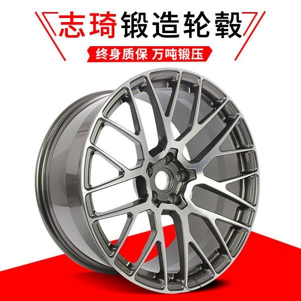 保时捷macan款锻造轮毂20寸21寸